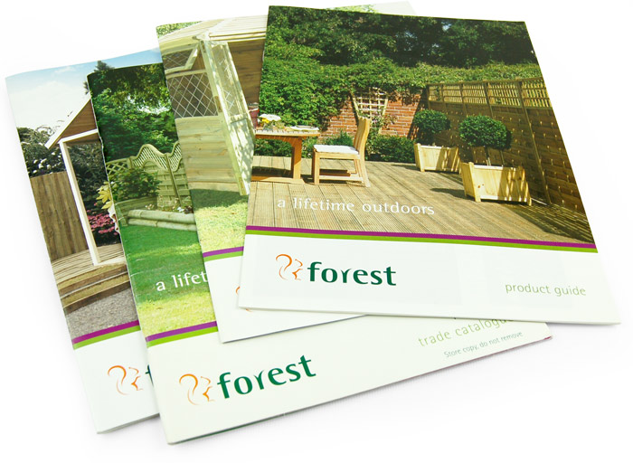 Forest Garden product catalogue